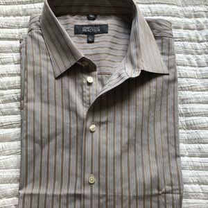 Kenneth Cole Reaction NWT collared button up